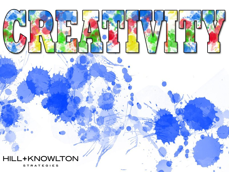 The Role Of Creativity In Public Relations