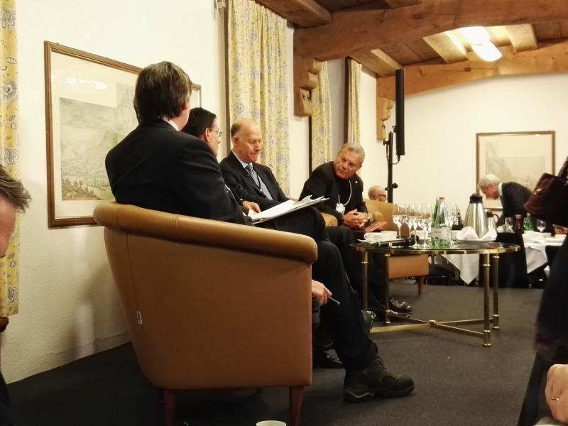 Davos Grapples With The Trump Phenomenon