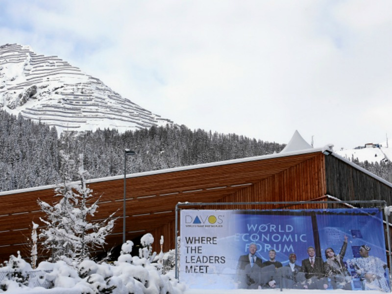 Davos 2016: 5 Themes For Communicators