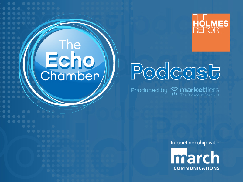 Podcast: Weber Shandwick's Tim Sutton