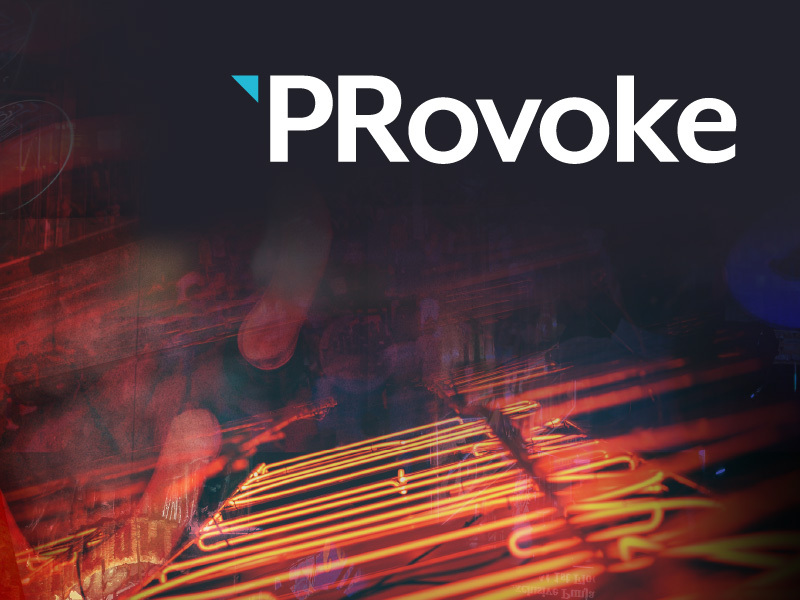 The Holmes Report Rebrands As PRovoke