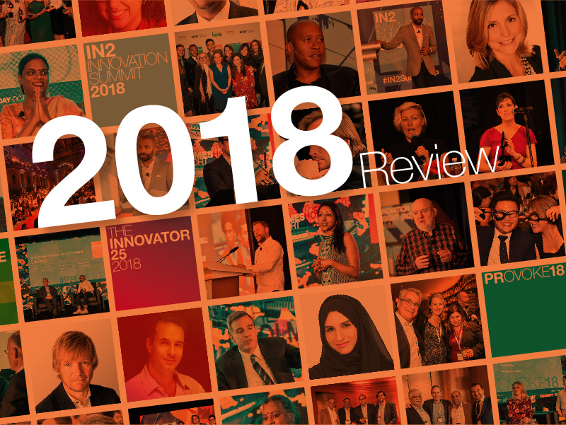 2018 Review: Top 12 Event Sessions