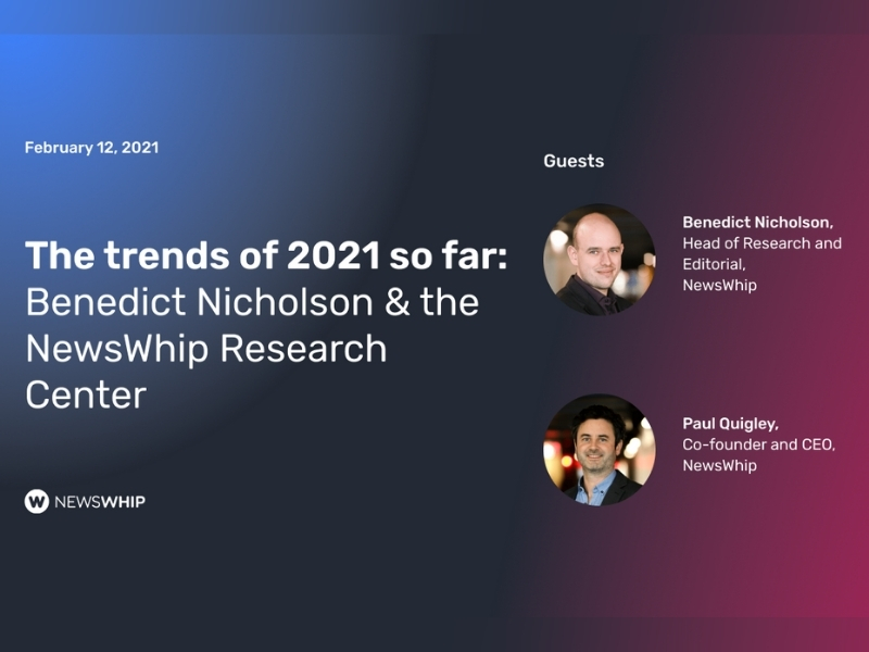 The Media Trends Of 2021, So Far