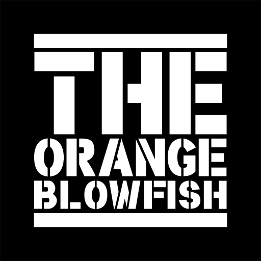 The Orangeblowfish-logo