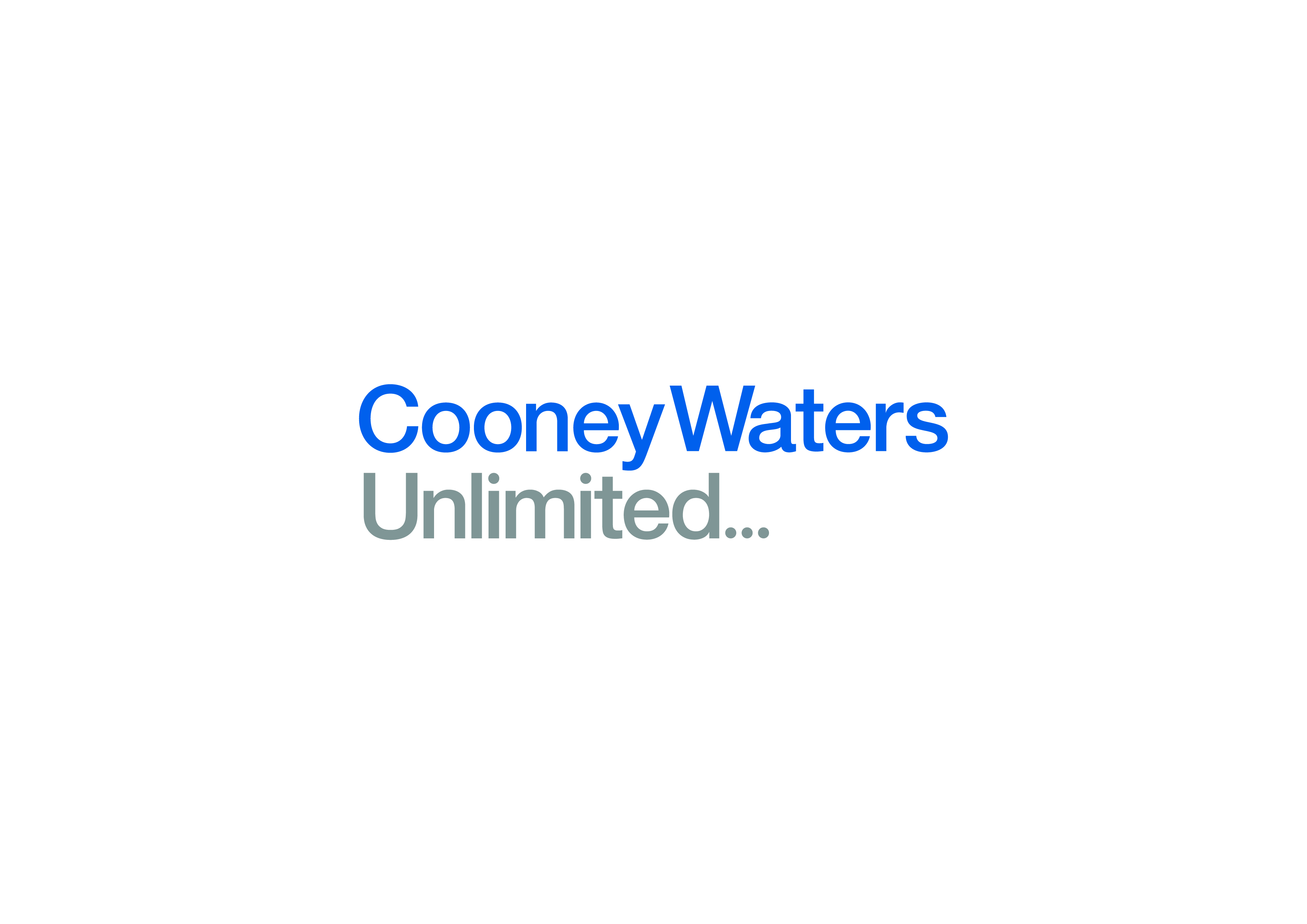 Cooney Waters Unlimited