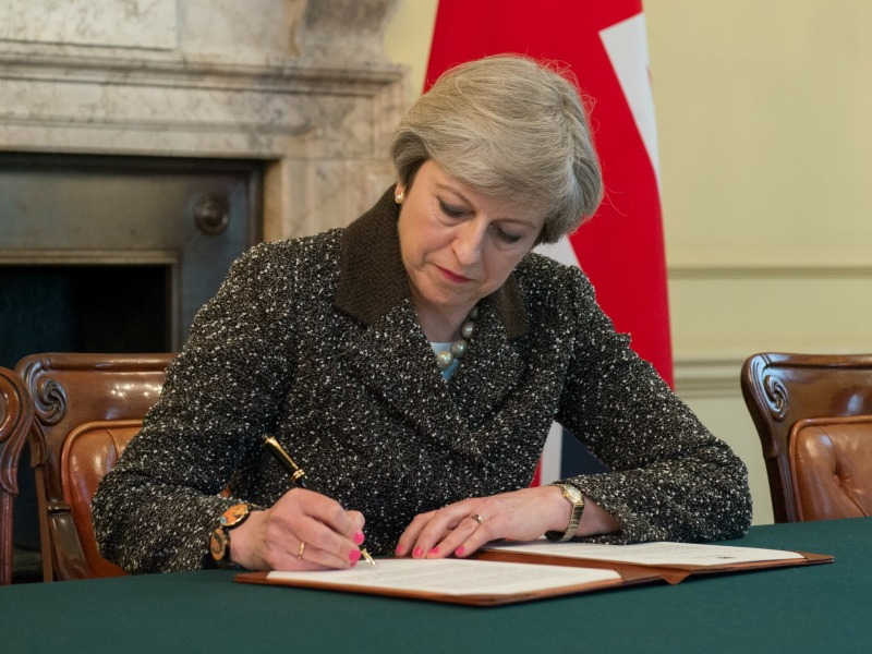 May Triggers The Brexit Process: What's Next?