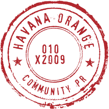Logo Havana Orange
