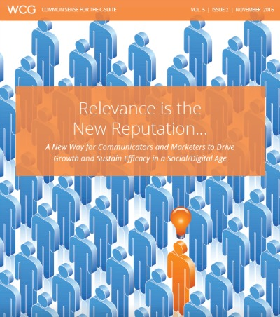 Common Sense For The C-Suite: Relevance Is The New Reputation