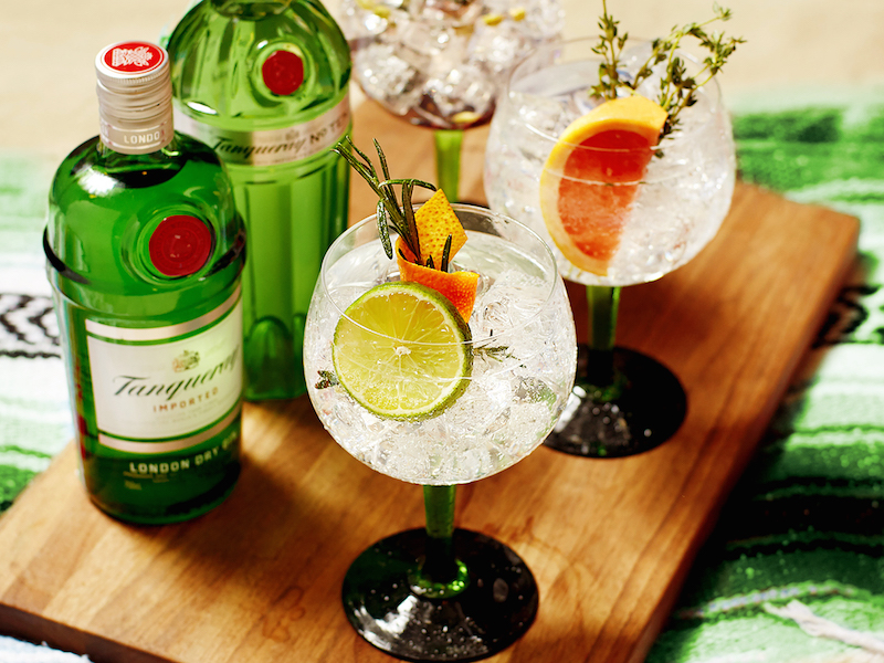 FleishmanHillard Fishburn Wins Tanqueray's First European Brief