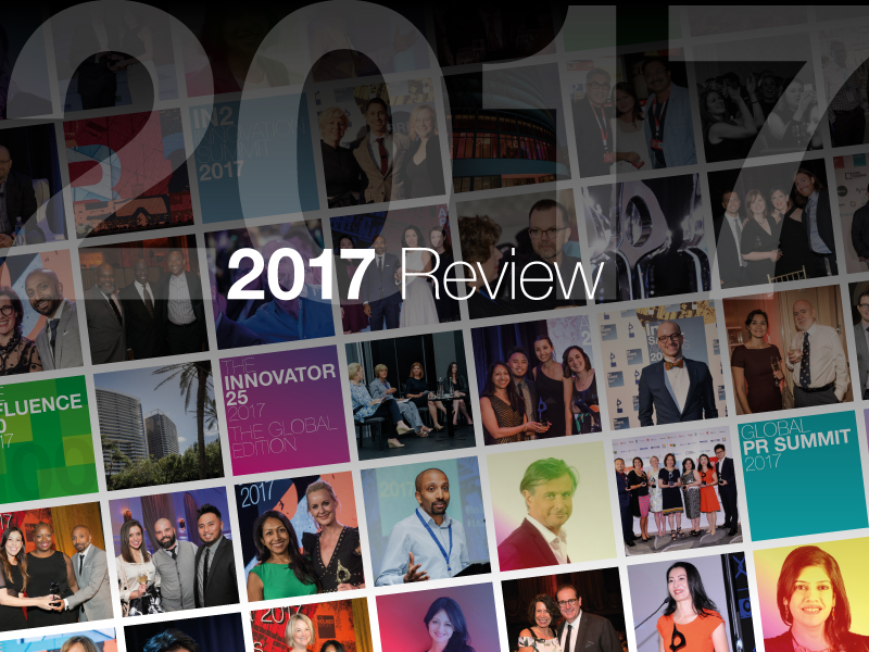 2017 Review: The 10 Best Event Sessions