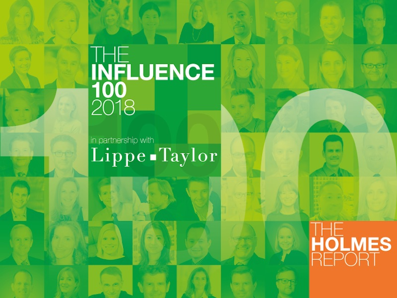 Influence 100: PR Spend Continues Multi-Year Decline