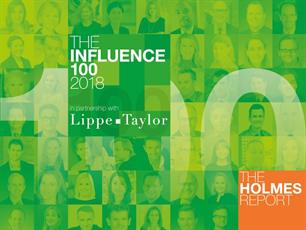 The Influence 100: Which Companies, Agencies & Execs Are Most Admired?