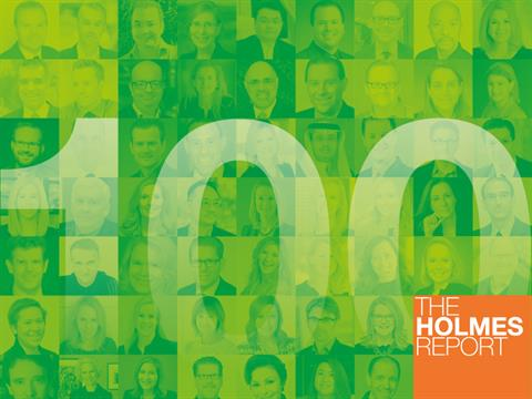 Influence 100: Holmes Report Reveals World's Top In-House Communicators