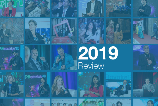 The Holmes Report's 2019 Review