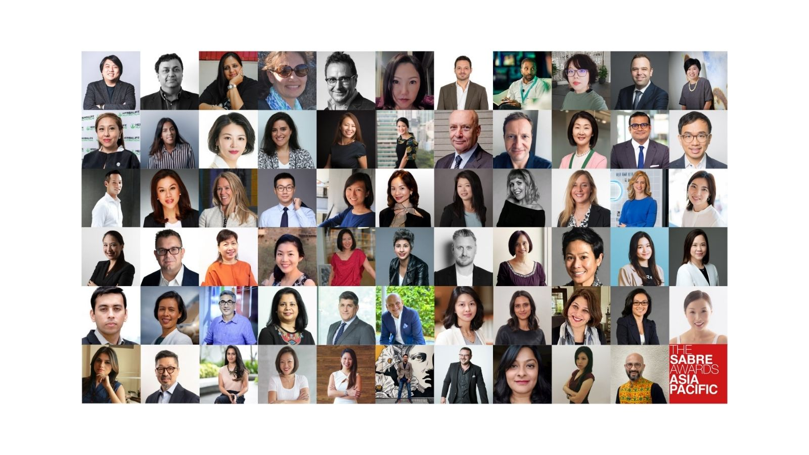 2021 Asia-Pacific SABRE Awards Jury Unveiled