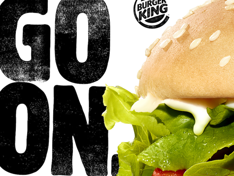 Frank Becomes Burger King's UK Agency of Record