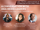 APACD: Media Leaders See Drawn-Out Recovery Reshaping Corporate Culture