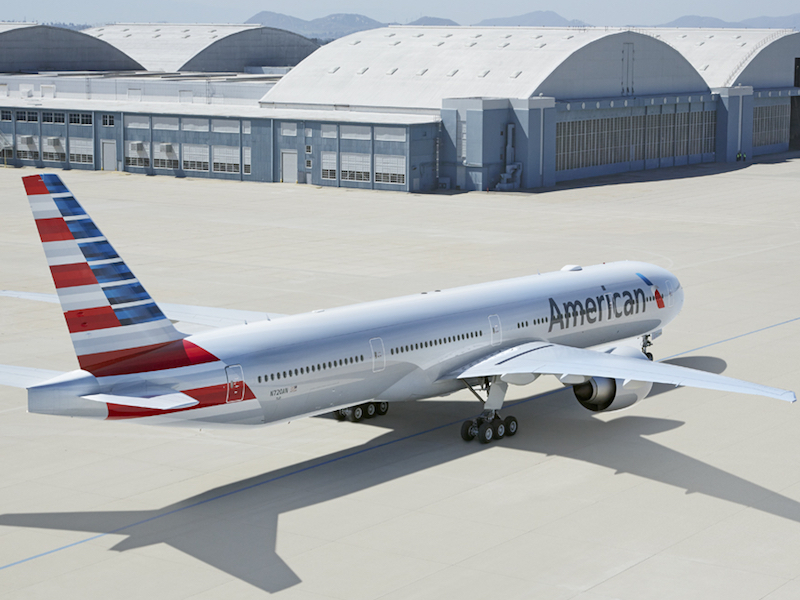 American Airlines Picks Hope&Glory For Consumer Brief