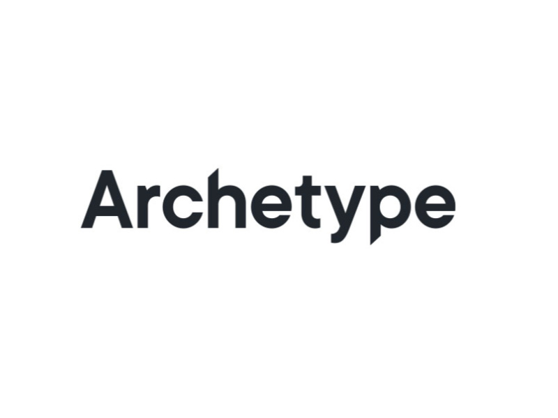 Text100 + Bite = Archetype