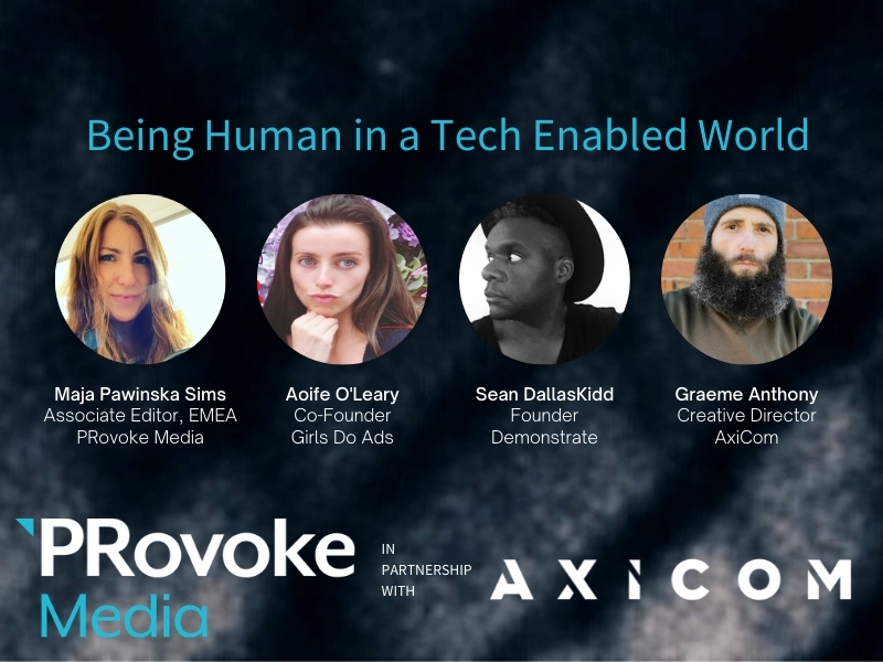 Being Human In A Tech-Enabled World: Creativity