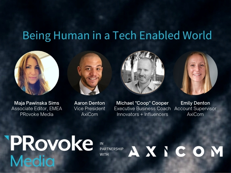 Being Human In A Tech-Enabled World: Learning