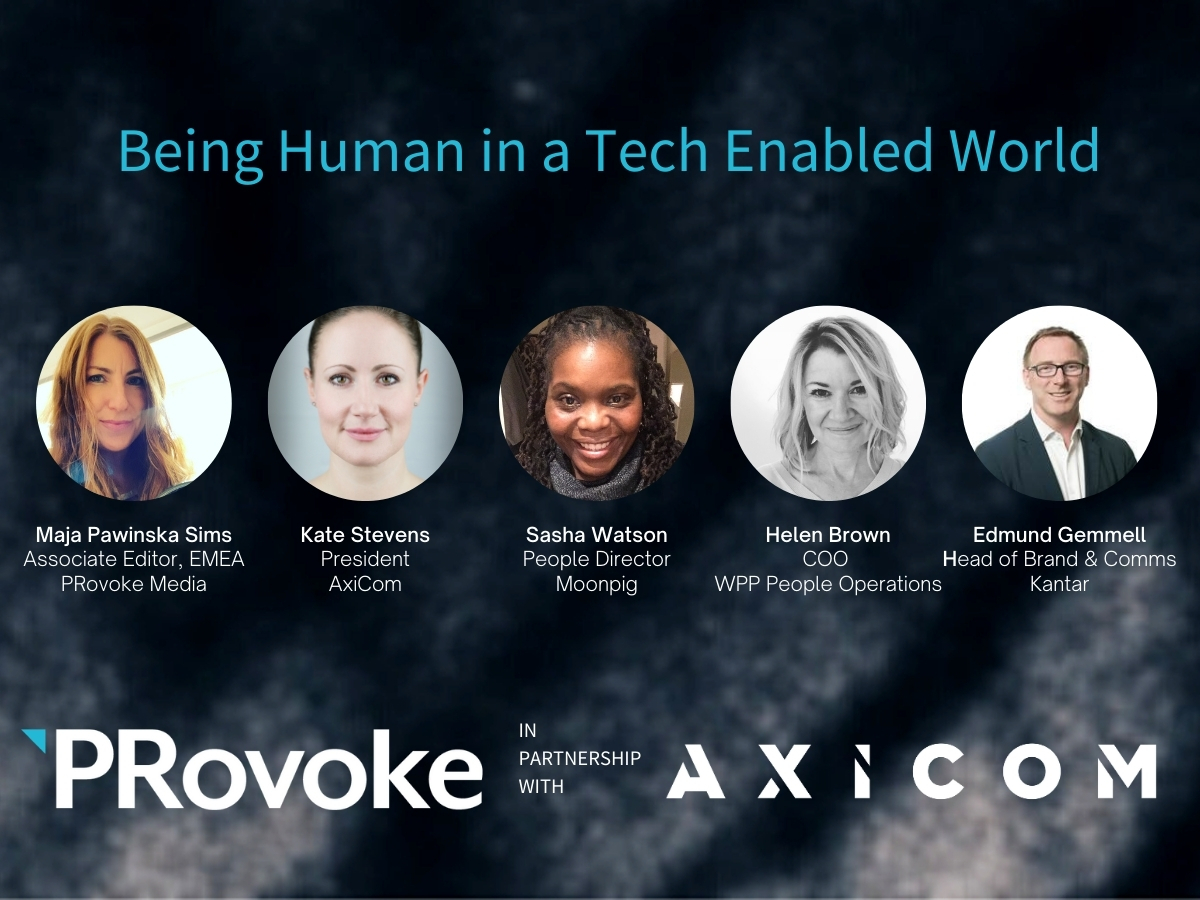 Being Human In A Tech-Enabled World: The Workplace