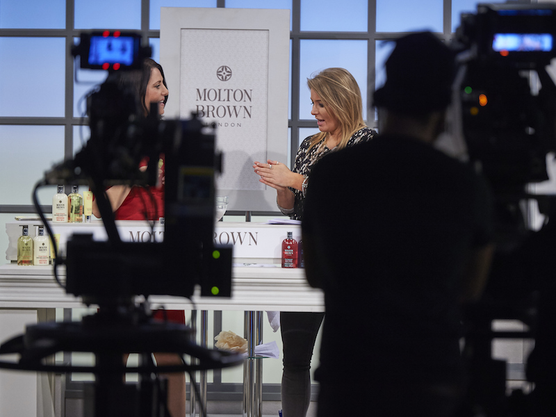 QVC UK Picks Text100 For Corporate Communications Brief