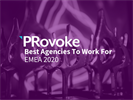 Best Agencies to Work For In EMEA — 2020 Rankings
