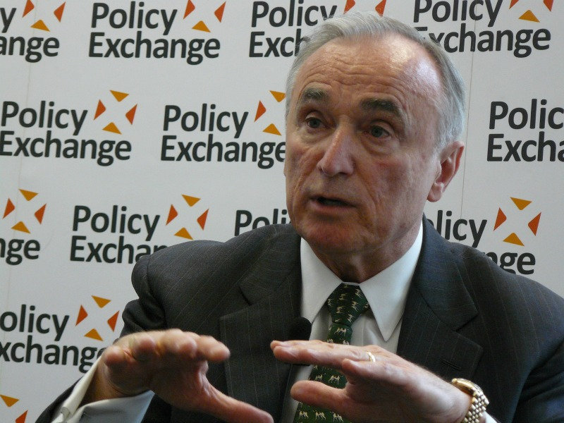 Teneo Hires NYPD Commissioner Bill Bratton For Risk Management Counsel