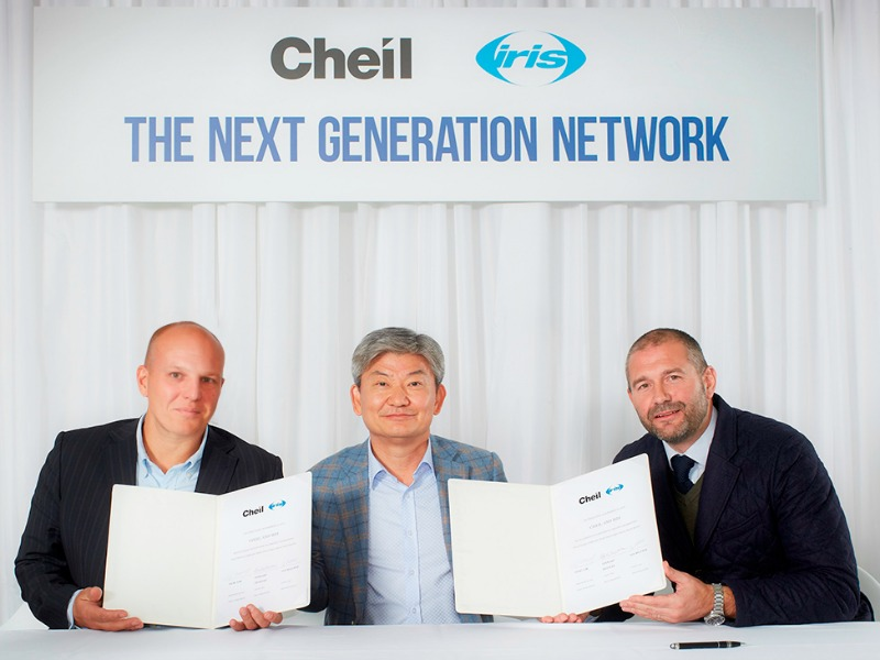 Korea's Cheil Buys Stake In Iris Worldwide