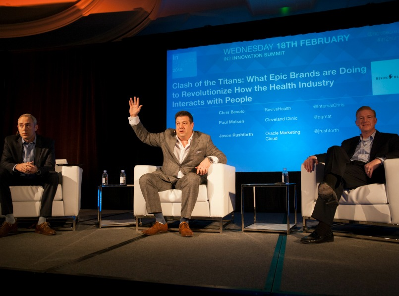 In2Summit: Healthcare Companies Need To Activate Data To Engage With Patients