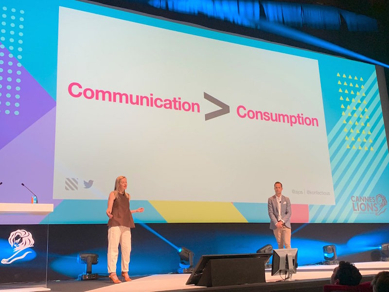 Cannes Lions: Brand Social Media Success Can Be Down To More Than 'Dumb Luck'