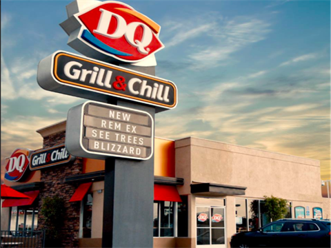 Dairy Queen Reviews PR Agency Support