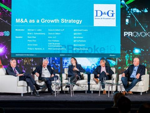 PRovoke19: Growing An Agency Via M&A Is Not For The Faint Of Heart
