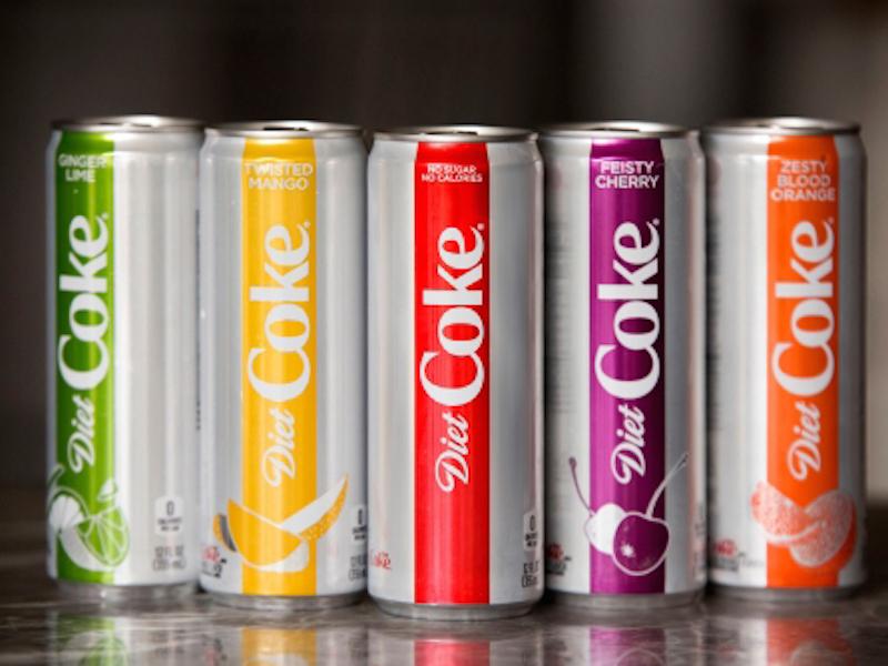 Coca-Cola Picks Frank As UK PR Agency For Diet Coke