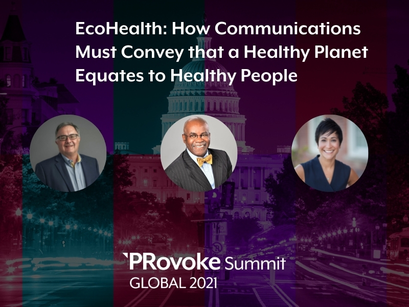 PRovokeGlobal: Making The Link Between Climate Change & Health