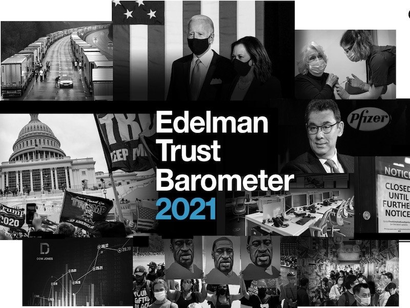 Trust Barometer: Rampant Global Infodemic Is Fueling Mistrust