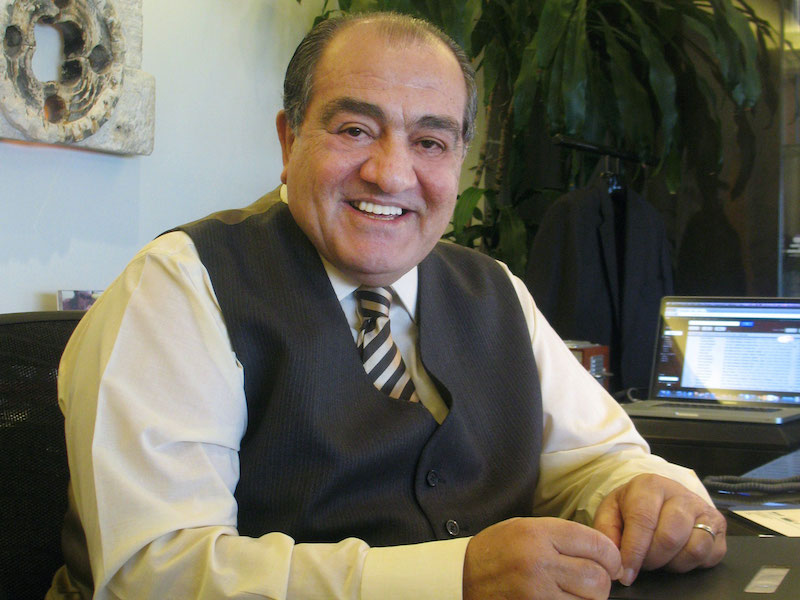 Obituary: Middle East PR Pioneer Eddie Moutran