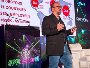 PRovoke19: Personal Connections Key To B2B Sales