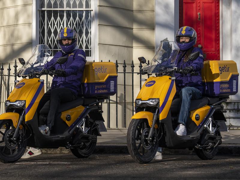 MSL UK Wins Rapid Grocery Delivery Brand Getir