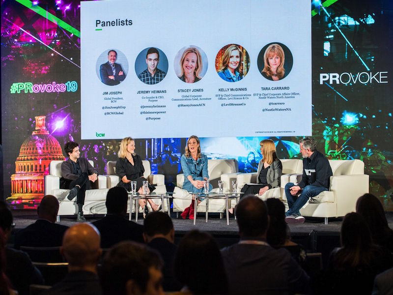 PRovoke19: You're Not Really A Purpose-Led Brand Unless You Change Your Business Model
