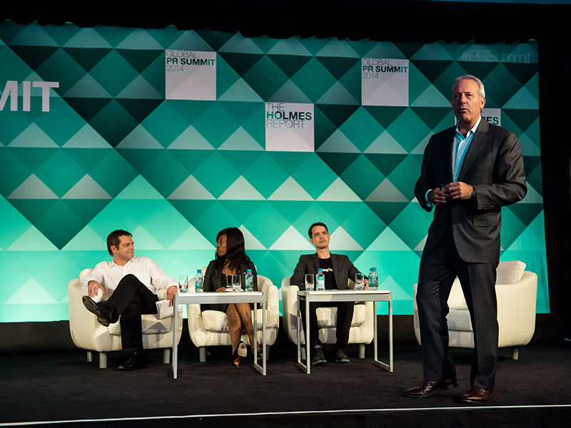PRSummit: How to Start a Mass Movement