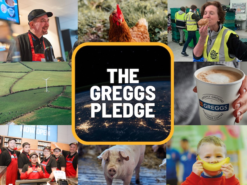 Greggs Appoints Hope&Glory As Retained Consumer PR Agency