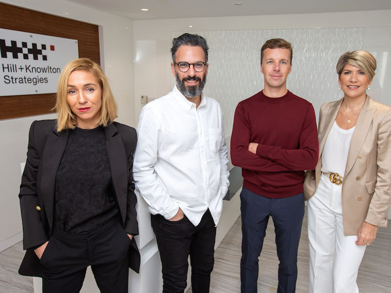 Lucy D'Abo Joins H+K Middle East As It Adds 30 New Hires