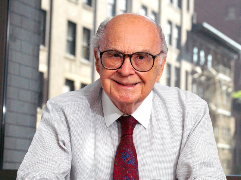"Industry Tributes: ""Harold Burson Was The Best Listener I Ever Met"""