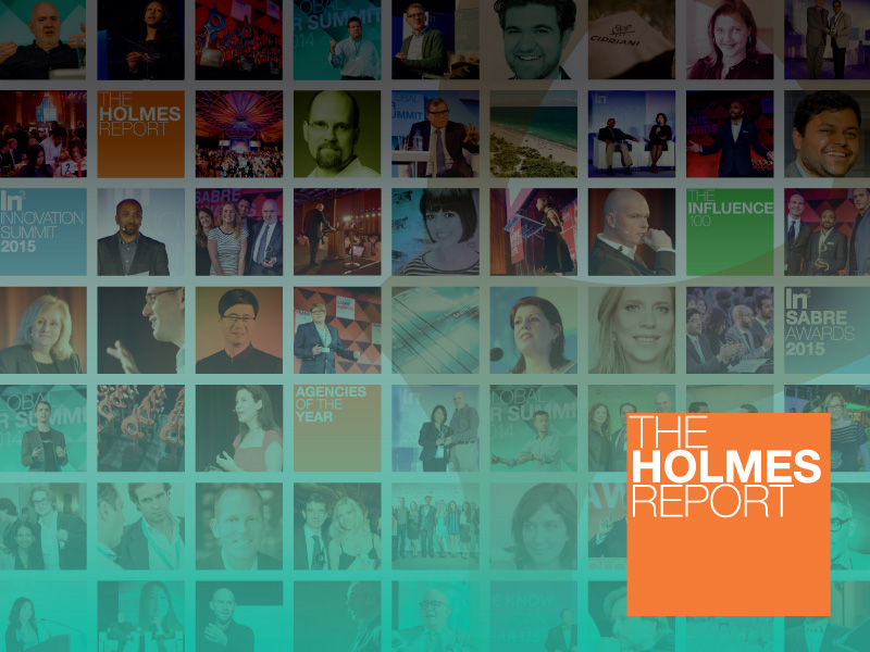 The Holmes Report's 2016 Global Events Calendar