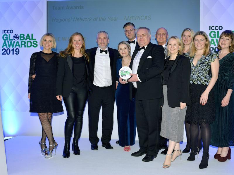 FleishmanHillard And Ketchum Top ICCO Global Award Winners