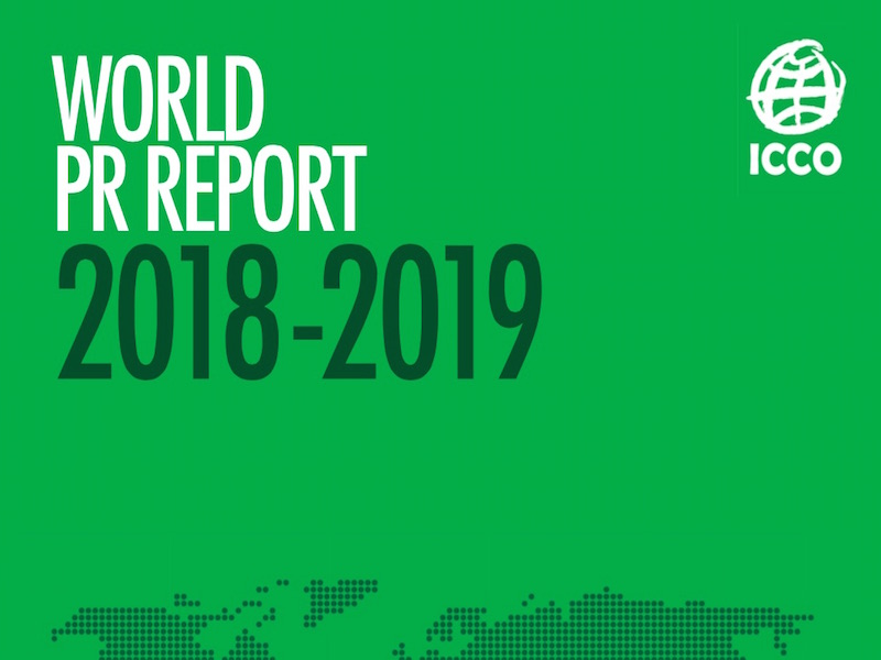 ICCO World PR Report: Profits Expected To Rise In Every Region