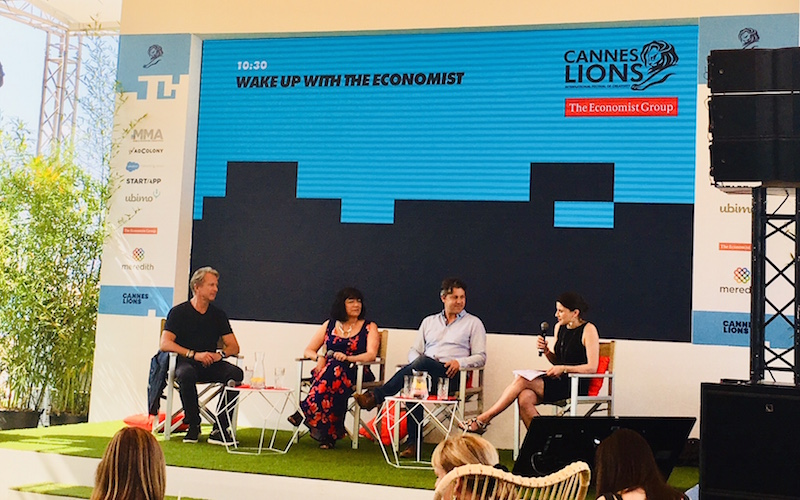 Cannes Lions: Global CMOs Talk Human Creativity And Machine Measurement