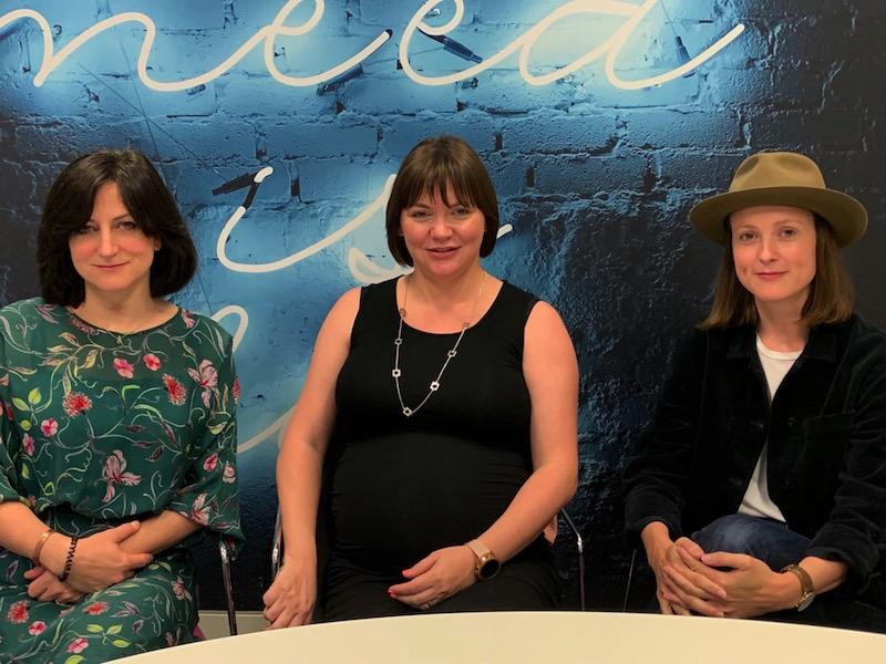 Ketchum London Builds All-Female Strategy & Creative Team